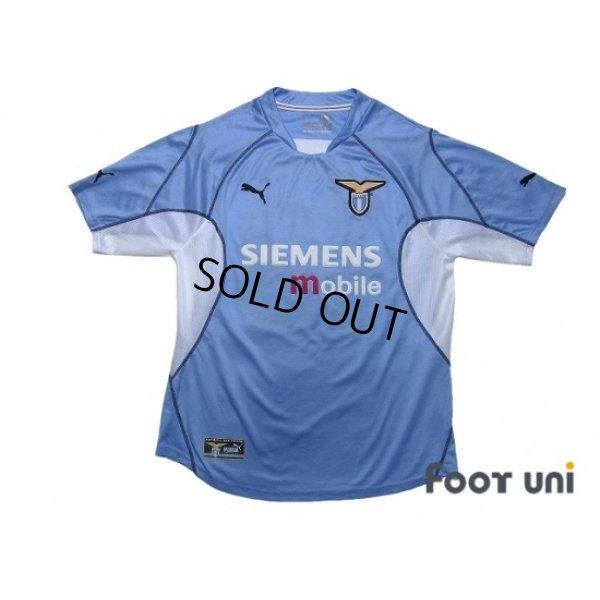 Photo1: Lazio 2001-2002 Home Shirt #13 Nesta