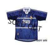Real Madrid 1998-1999 Away Shirt #7 Raul