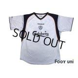 Liverpool 2001-2003 Away Shirt #17 Gerrard