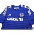 Photo3: Chelsea 2014-2015 Home Shirt #4 Cesc Fabregas