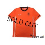Netherlands 2010 Home Shirt