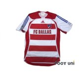 FC Dallas 2006-2007 Home Shirt MLS Patch/Badge