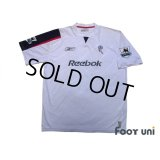 Bolton Wanderers 2005-2007 Home Shirt #16 Hidetoshi Nakata BARCLAYS PREMIERSHIP Patch/Badge
