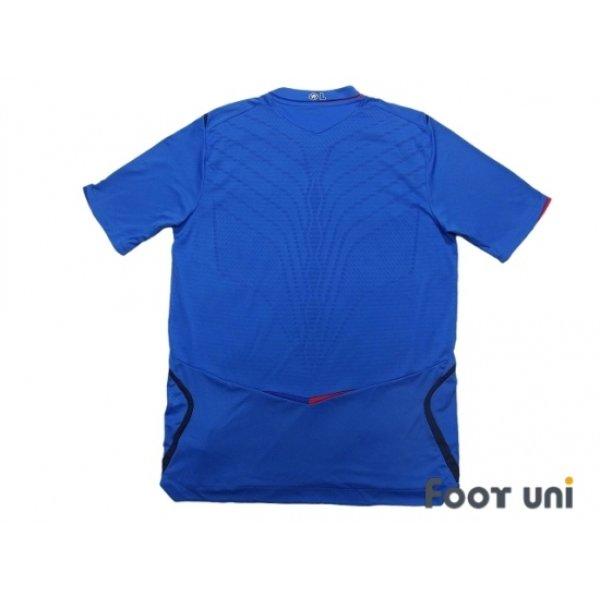 Photo2: Olympique Lyonnais 2008-2009 Away Shirt