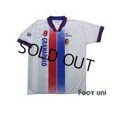 Bologna 1998-1999 Away Shirt #10 Signori Lega Calcio Patch/Badge