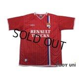 Olympique Lyonnais 2003-2004 Away Shirt