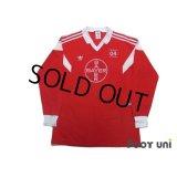 Leverkusen 1987-1988 Home Long Sleeve Shirt