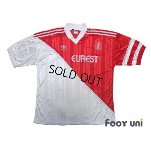 Photo1: AS Monaco 1994-1995 Home Shirt