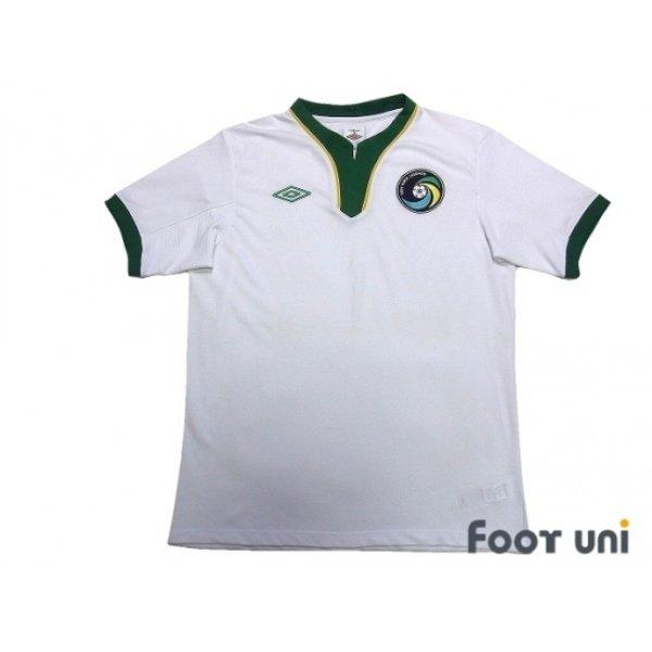 Photo1: New York Cosmos 2010-2011 Home Shirt