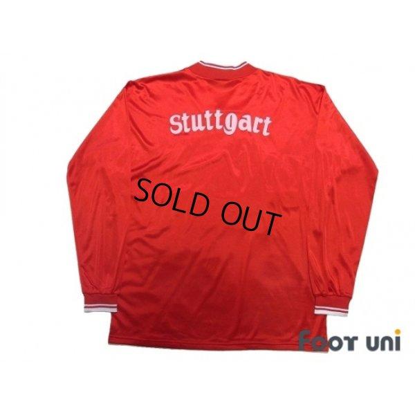 Photo2: VfB Stuttgart 1994-1995 Away Long Sleeve Shirt