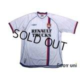 Olympique Lyonnais 2002-2004 Home Shirt