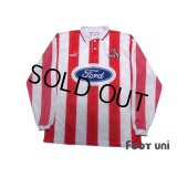 1.FC Koln 1995-1996 Home Long Sleeve Shirt