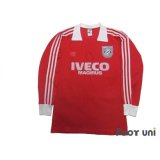 Bayern Munich 1980-1981 Home Long Sleeve Shirt