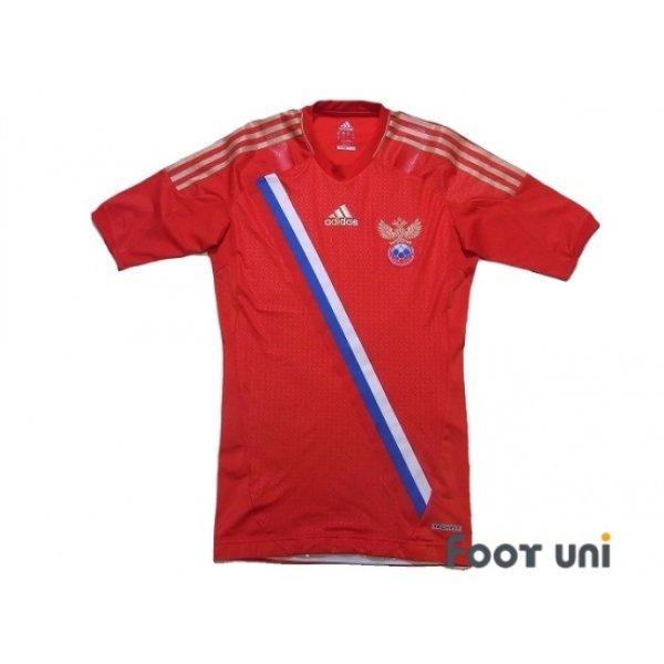 Photo1: Russia Euro 2012 Home Techfit Shirt
