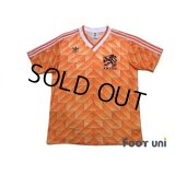 Netherlands Euro 1988 Home Shirt