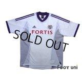 Anderlecht 2002-2003 Home Shirt