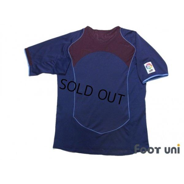 Photo2: Atletico Madrid 2004-2005 Away Shirt LFP Patch/Badge