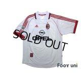 AC Milan 1998-1999 Away Shirt #10 Boban Lega Calcio Patch/Badge
