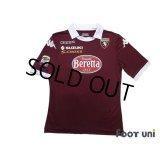 Torino 2013-2014 Home Shirt #11 Alessio Cerci Serie A Tim Patch/Badge