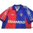 Photo3: Bologna 2000-2001 Home Shirt #10 Signori