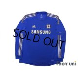 Chelsea 2012-2013 Home Long Sleeve Shirt