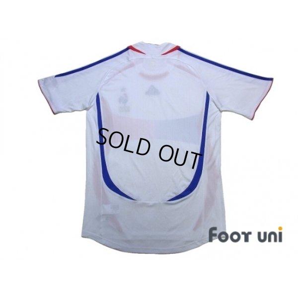 Photo2: France 2006 Away Shirt and Shorts Set
