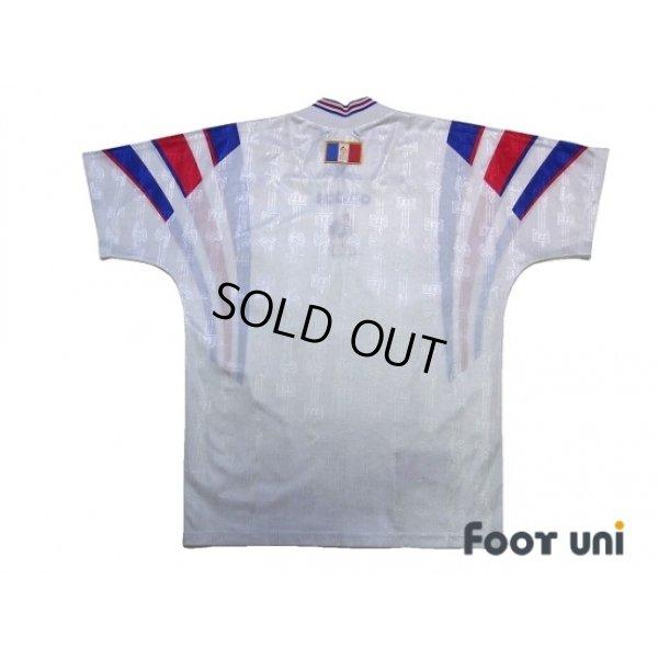 Photo2: France Euro 1996 Away Shirt