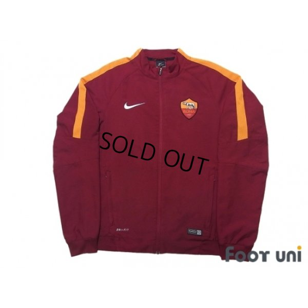 Photo2: AS Roma Track Jacket and Pants Set