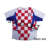 Croatia 2002 Home Shirt