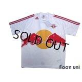 Red Bull Salzburg 2006-2007 Home Shirt #17 Tsuneyasu Miyamoto w/tags
