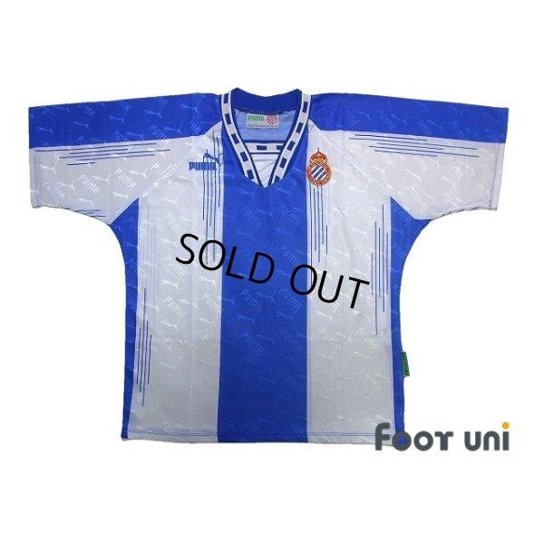 Photo1: Espanyol 1994-1995 Home Shirt
