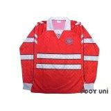 Denmark Euro 1988 Home Long Sleeve Shirt
