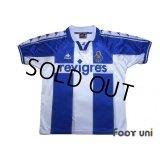 FC Porto 1997-1999 Home Shirt