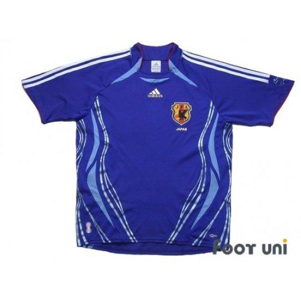 Photo1: Japan 2006 Home Shirt