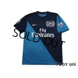 Arsenal 2011-2012 Away Shirt #16 Ramsey BARCLAYS PREMIER LEAGUE Patch/Badge