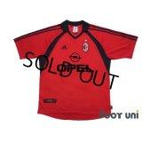 AC Milan 2001-2002 3rd Shirt w/tags
