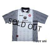1.FC Kaiserslautern 1998-1999 Away Shirt #10 Ciriaco Sforza