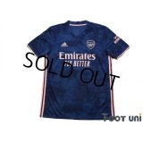 Arsenal 2020-2021 3rd Shirt w/tags