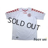 Denmark Euro 2004 Away Shirt w/tags