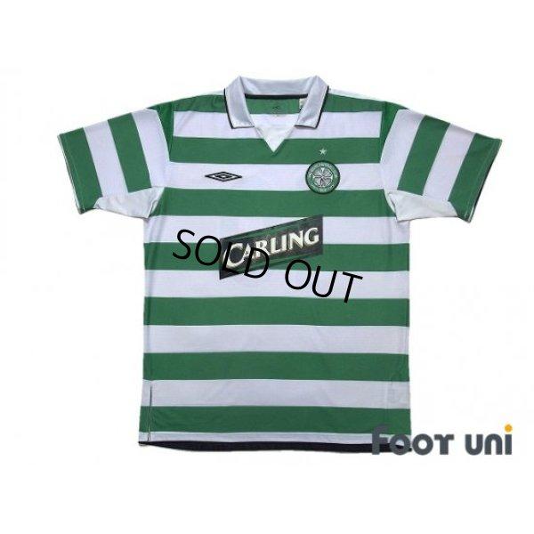 Photo1: Celtic 2004-2005 Home Shirt #10 Hartson