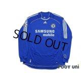Chelsea 2006-2008 Home Long Sleeve Shirt #13 Ballack w/tags