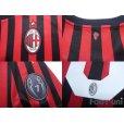 Photo7: AC Milan 2019-2020 Home Shirt #9 Krzysztof Piatek w/tags