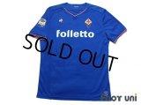 Fiorentina 2017-2018 Away Shirt #13 Davide Astori Serie A Tim Patch/Badge w/tags