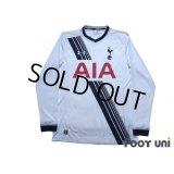 Tottenham Hotspur 2015-2016 Home Long Sleeve Shirt