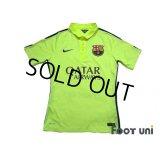 FC Barcelona 2014-2015 3rd Authentic Shirt