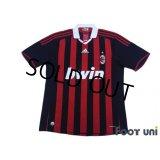 AC Milan 2009-2010 Home Shirt