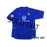 Manchester United 2002-2003 3rd Shirt #18 Scholes w/tags