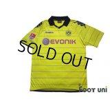 Borussia Dortmund 2010-2011 Home Shirt Bundesliga Patch/Badge