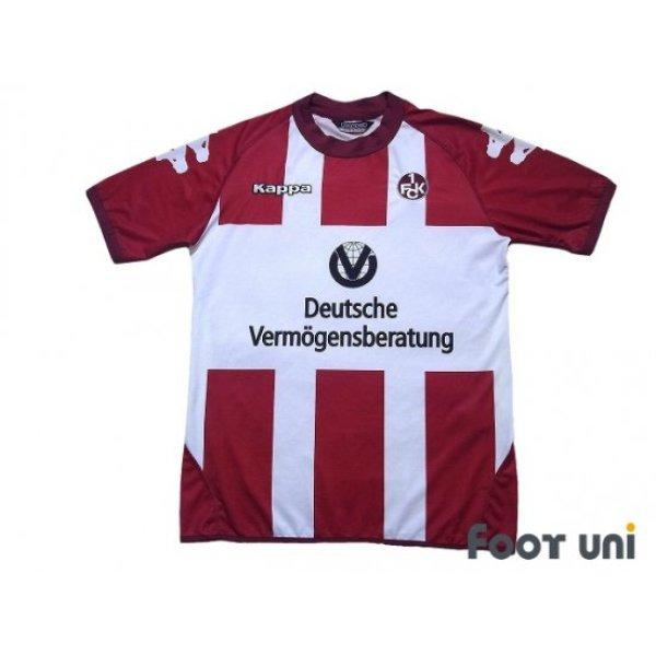 Photo1: 1. FC Kaiserslautern 2006-2007 Home Shirt