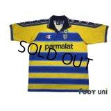 Parma 1999-2000 Home Shirt Coppa Italia Patch/Badge